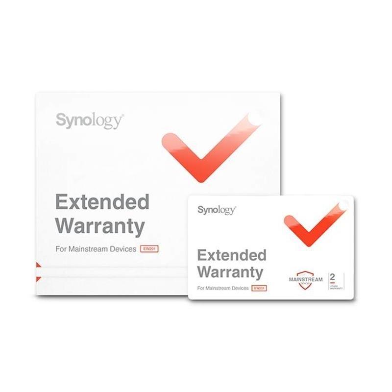 SYNOLOGY EW201 Extended Warranty Mainstream