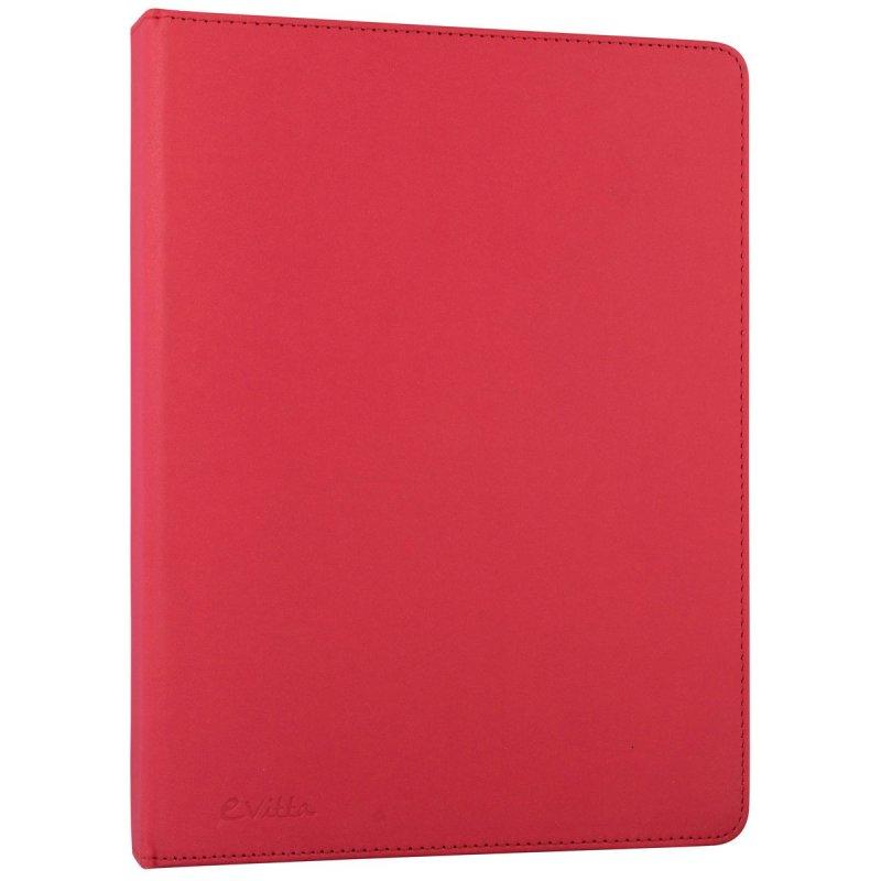 "E-VITTA Funda Tablet Universal Roja+Teclado 10.1"""