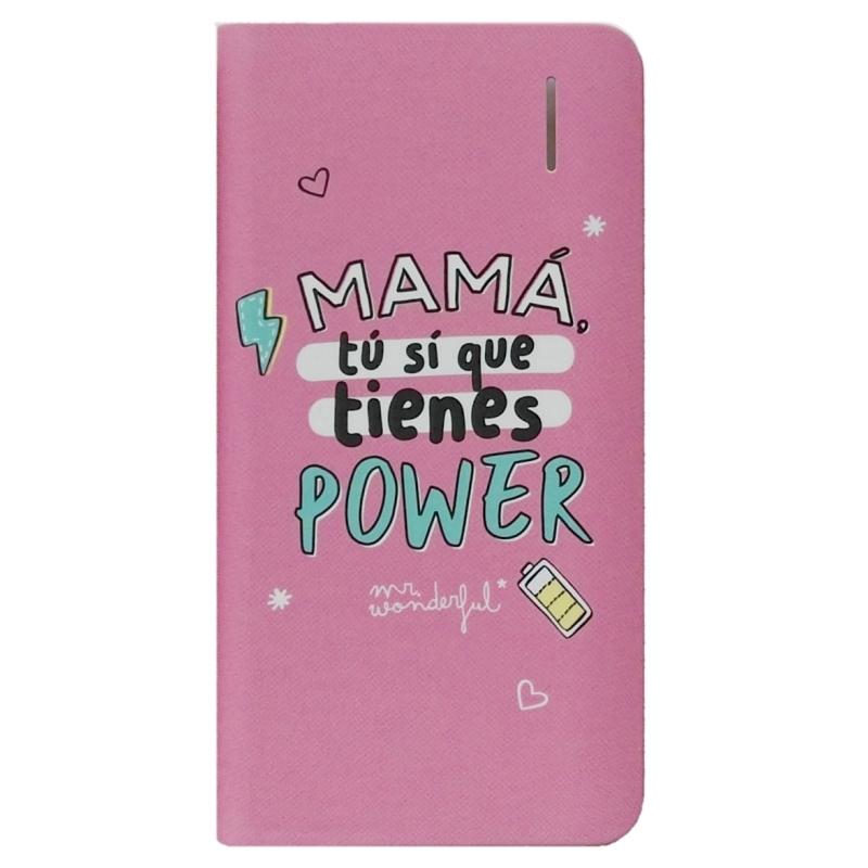 MR Wonderful PowerBank 4000mAh Mama
