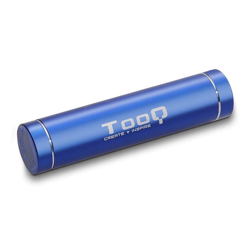 TooQ Power Bank 2600mAh USB Azul