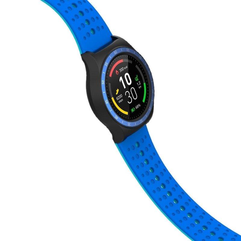 "SPC 9625A SmartWatch BT4.0 1.3"" Podometro Azul"