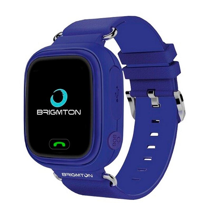 Brigmton BWATCH-KIDS SmartWatch GPS Morado