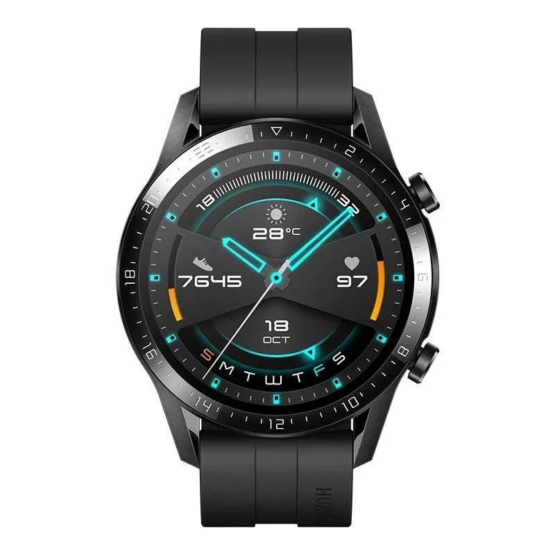 Huawei Watch GT 2 Latona Sport 46mm Negro Mate