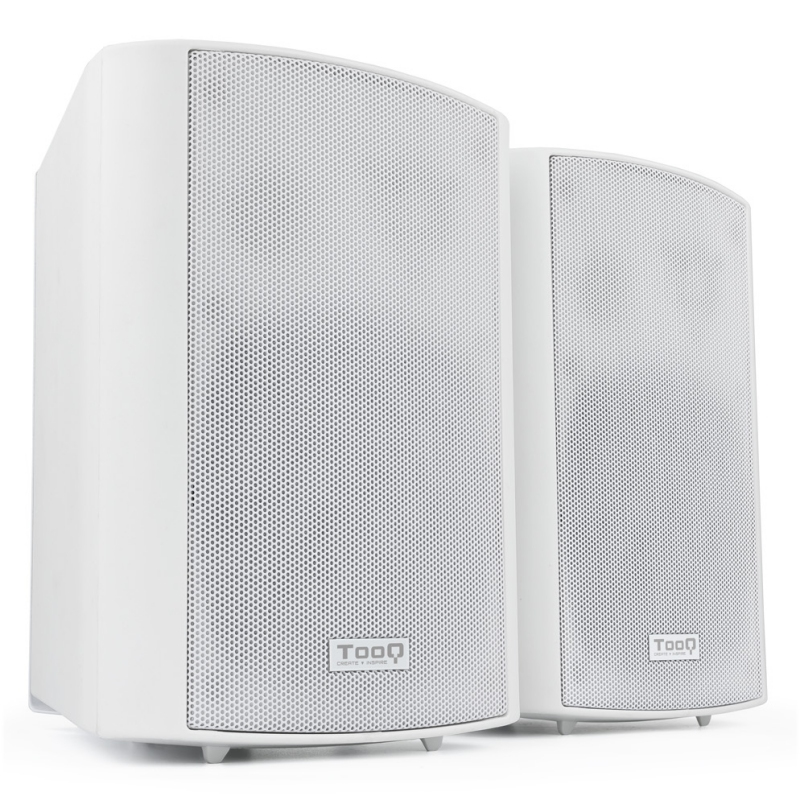 Tooq TQOWS-01W Altavoces Pared Pizarra Dig.2x30W