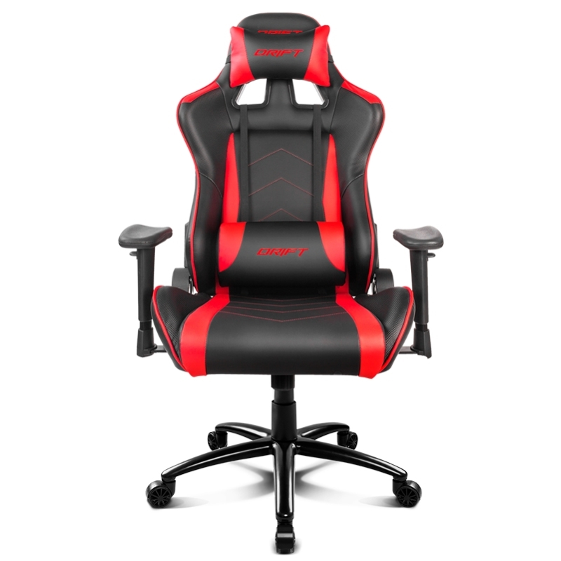 Drift Silla Gaming DR150 Black/ Red