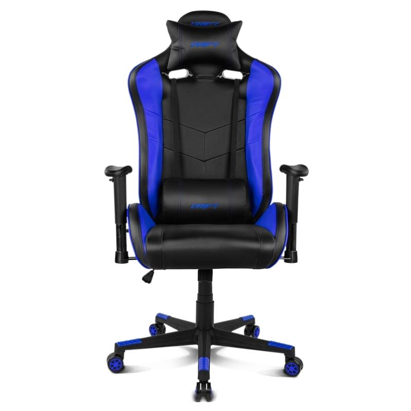 Drift Silla Gaming DR85 Black/Blue