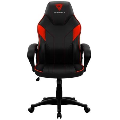 THUNDERX3 Silla Gaming EC1 Neg/Rojo