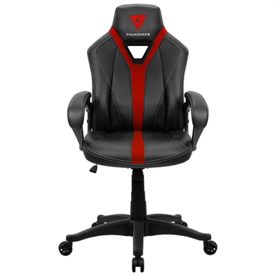Thunderx3 Silla Gaming YC1 black red premium
