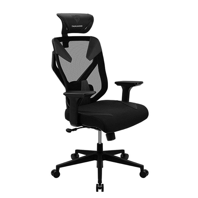 Thunderx3 Silla Gaming yama3 black ergonomic