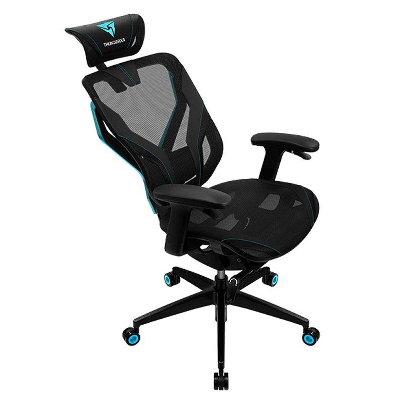 Thunderx3 Silla Gaming yama7 cyan black ultimate