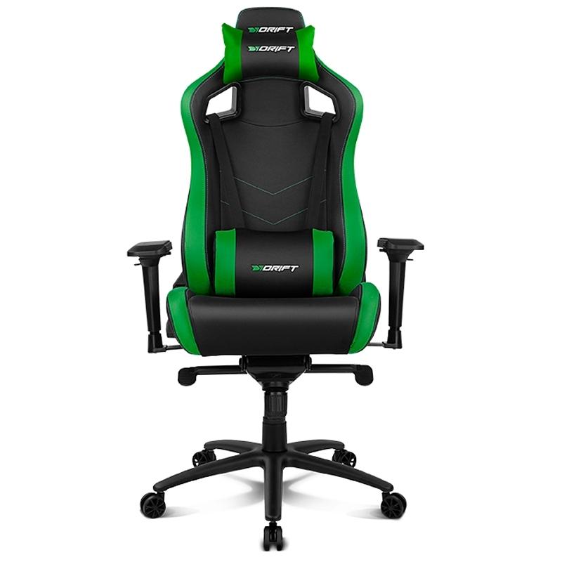 Drift Silla Gaming DR500 Verde