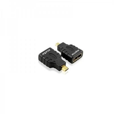 approx APPC19 Adaptador  HDMI a Micro HDMI
