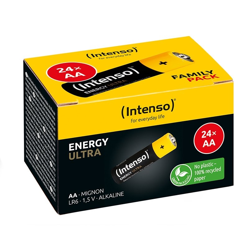 Intenso Energy Ultra Alcalina AALR06 Box-24
