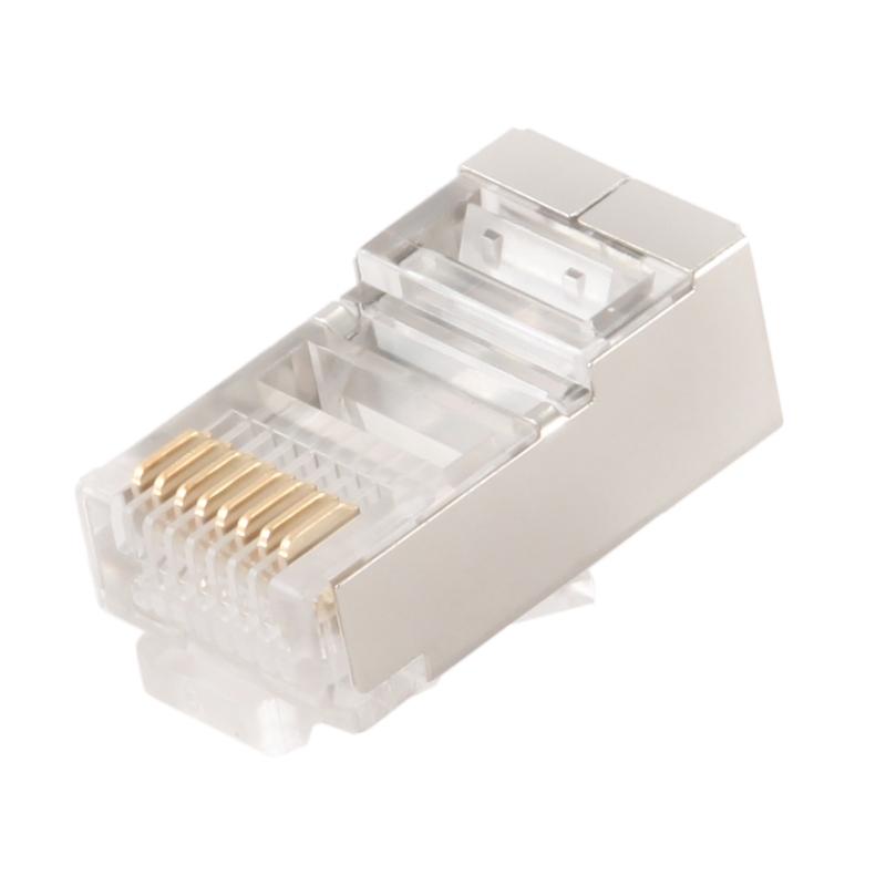 Gembird Conector RJ45 Cat.6 FTP (10 Uds.)