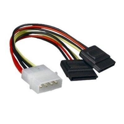 Cable SATA Alimentación XHD2 30 cm