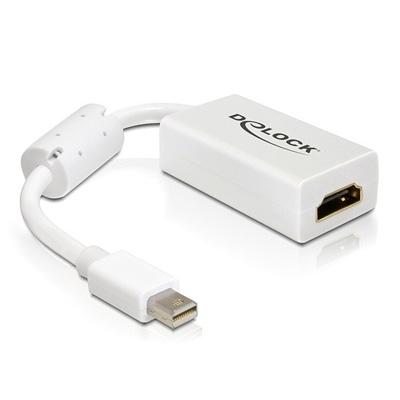 Delock Adaptador Mini Displayport M a HDMI H