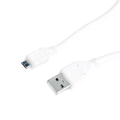 GEMBIRD CABLE USB 2.0 TIPO A/M-MICROUSB 0.5 MTS BL