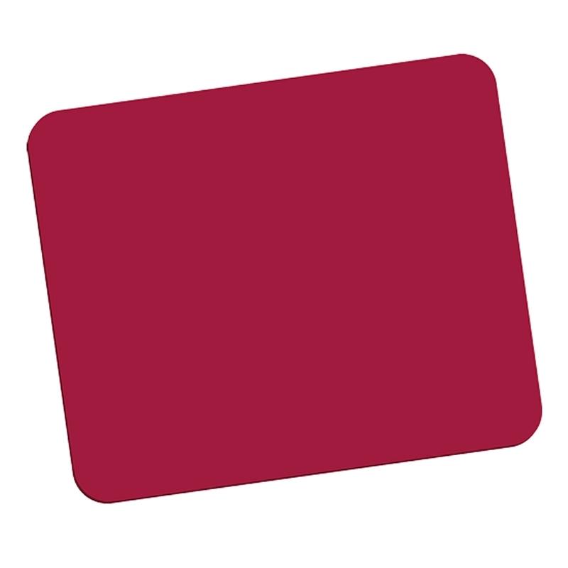 Fellowes Alfombrilla estándar Rojo