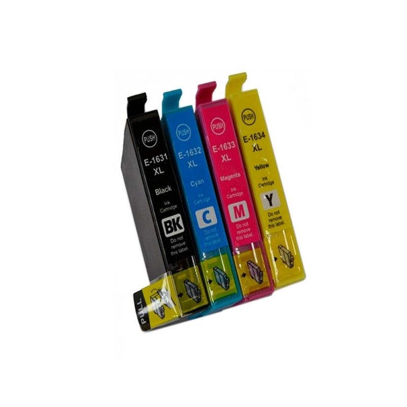 INKOEM Cartucho Compatible Epson T1634XL Amarillo