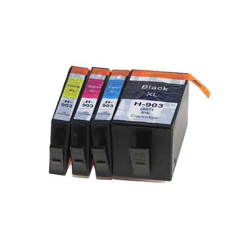 INKOEM Cartucho Compatible HP N903 XL Magenta