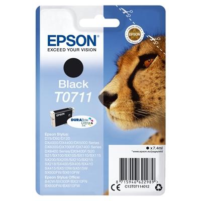 Epson Cartucho T0711 Negro