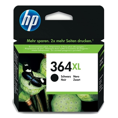 HP 364XL Cartucho Negro CN684EE