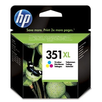HP CB338EE 351XL cartucho tinta tricolor Officejet