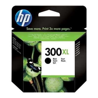 HP 300XL CC641EE cartucho negro Deskjet/Photosmar