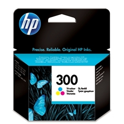 HP 300 CC643EE cartucho tricolor Deskjet/Photosmar
