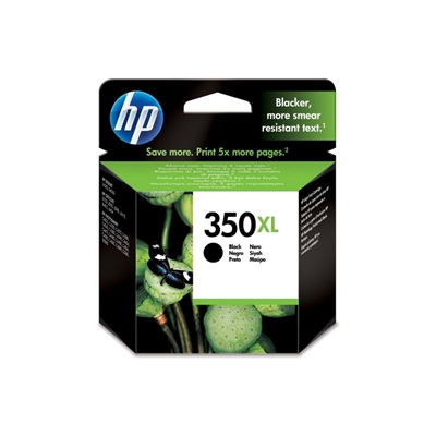 HP CB336EE 350XL cartucho tinta negro Offic./PhotS
