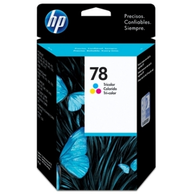 HP 78 C6578DE cartucho tricolor Officejet/Deskjet