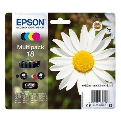 Epson Cartucho MultiPack T18