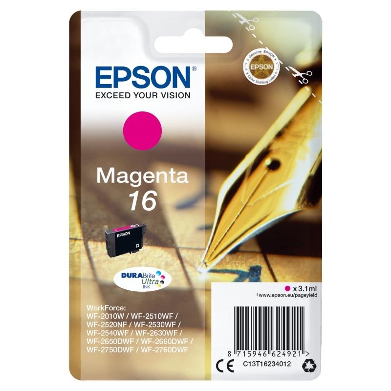Epson Cartucho T1623 Magenta