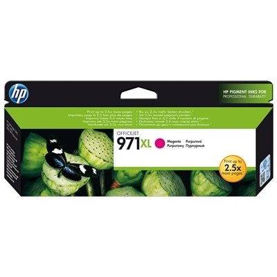 HP CN627A 971XL cartucho tinta Magenta Officejet