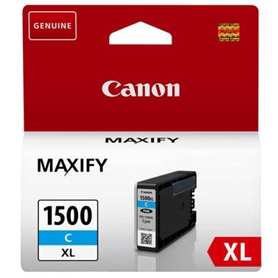 CANON Cartucho PGI-1500XLC Cian  MB2050