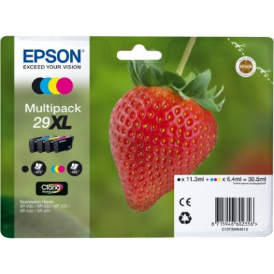 Epson Cartucho Multipack T29XL