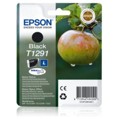 EPSON Cartucho T1291 Negro 11,2 ml