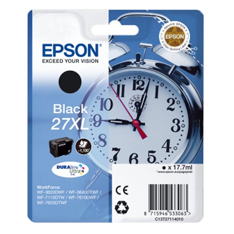 Epson Cartucho T2711XL Negro