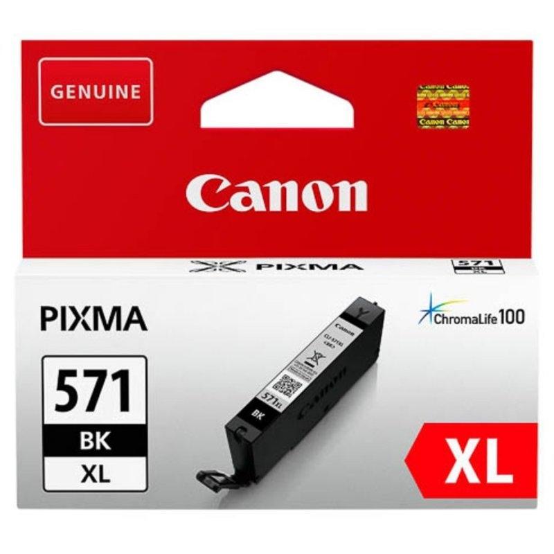 Canon Cartucho CLI-571BK XL Negro