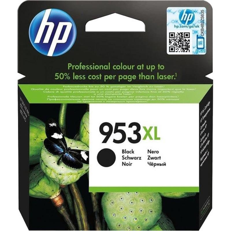 HP 953XL Cartucho Negro L0S70AE Officejet 8710/20