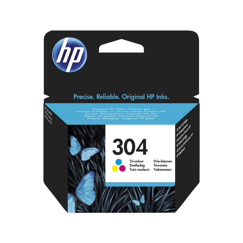 HP 304 N9K05AE cartucho color DESKJET 3720