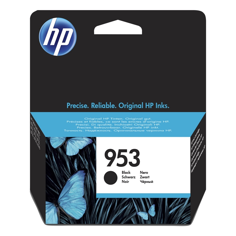 HP 953 Cartucho Negro LOS58AE Officejet 8710