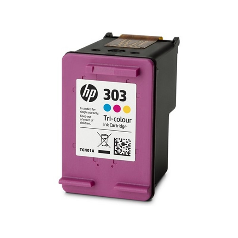 HP 303 T6N01AE cartucho color Envy Photo