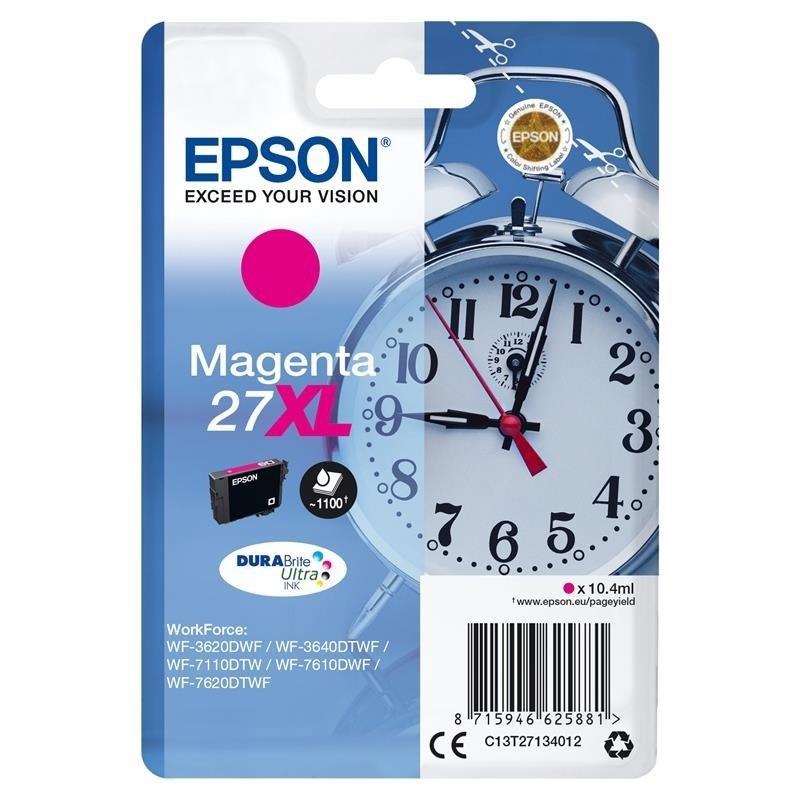 Epson Cartucho T2713XL Magenta