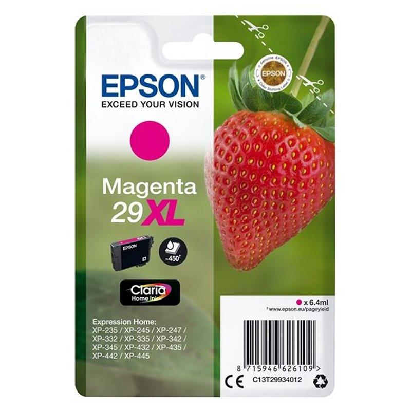 Epson Cartucho T2993XL Magenta