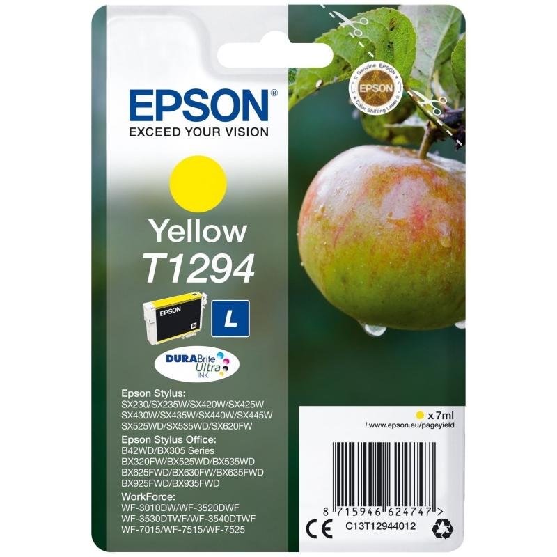 EPSON Cartucho T1294 Amarillo