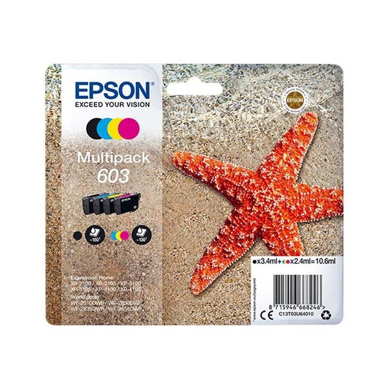 Epson Cartucho 603 Multipack