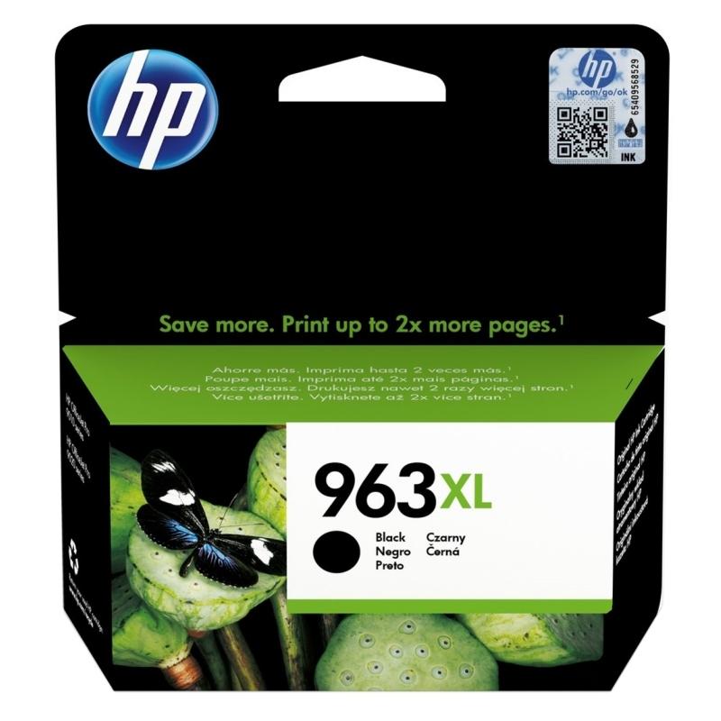 HP 963XL Cartucho Negro 3JA30AE Pro 9010