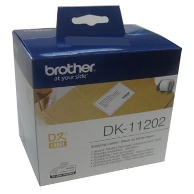 BROTHER Papel Etiquetas Térmicas para QL550