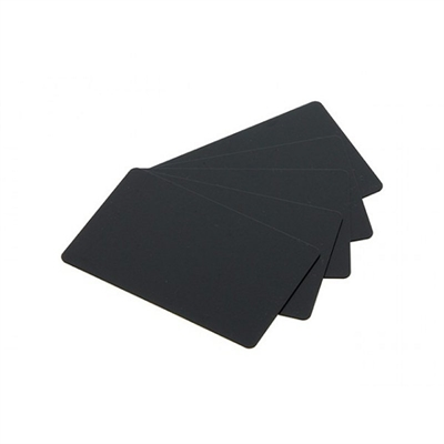 Evolis Pack 500 tarjetas negro mate